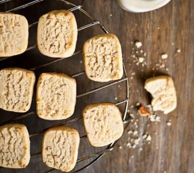 Indian Shortbread Cookies
