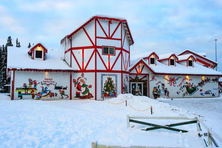 Santa Claus House (North Pole, Alaska)