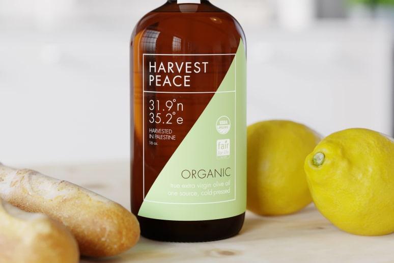 Fair Trade Organic Extra Virgin Olive Oil