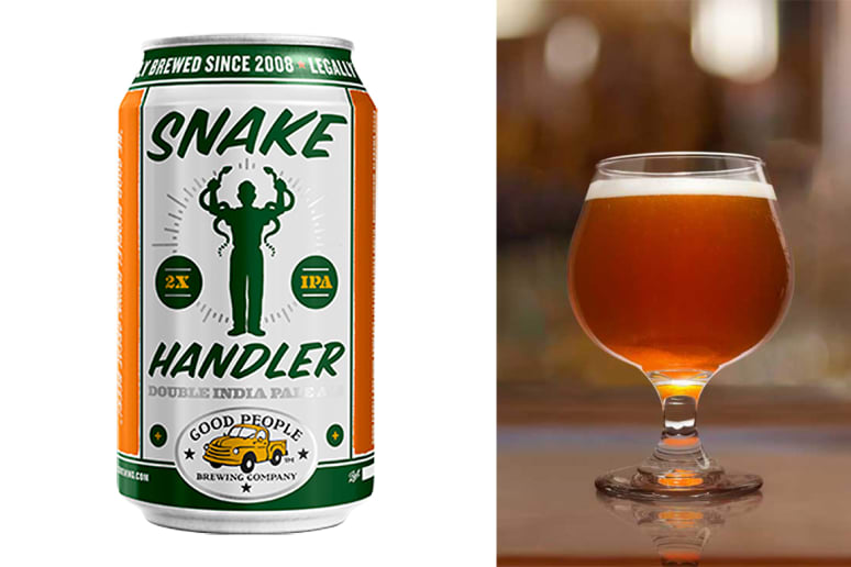 Good People Brewing Co. Snake Handler
