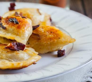 Fried Apple Dumplings Recipe