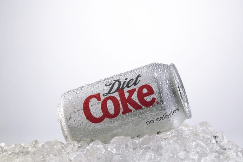 Trump's Favorite Drink: Diet Coke