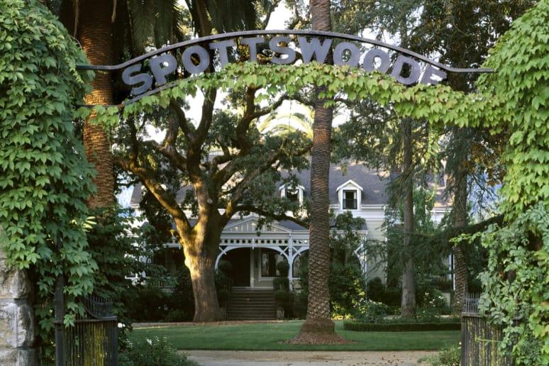 36. Spottswoode Estate Vineyard & Winery, St. Helena, Calif.