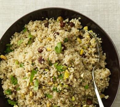PointsPlus Quinoa Pilaf Recipe