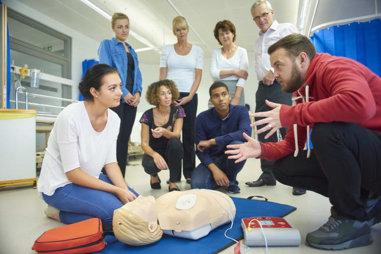 Learn CPR Basics