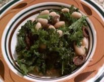 Beans, Kale, and Quinoa