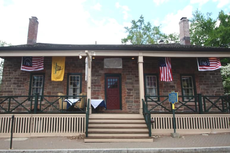 New York: The Old 76 House, Tappan