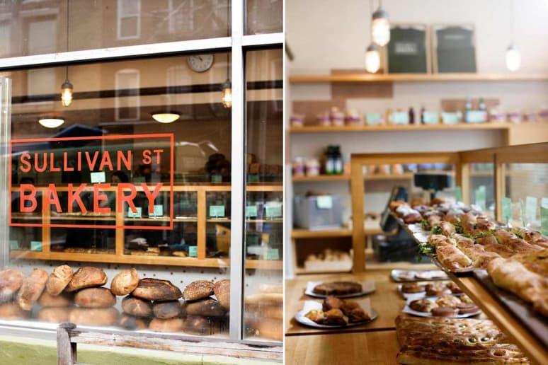 #8 Sullivan Street Bakery, New York City