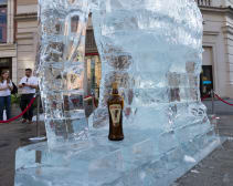 Amarula on ice