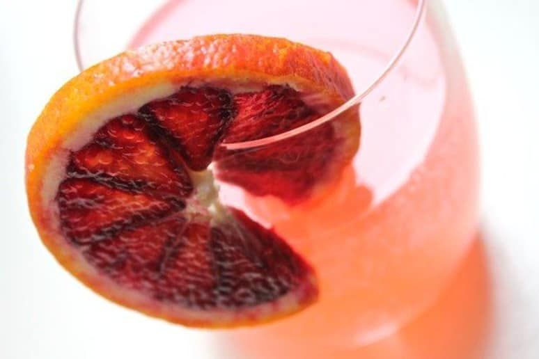 Tiger Blood Mocktail