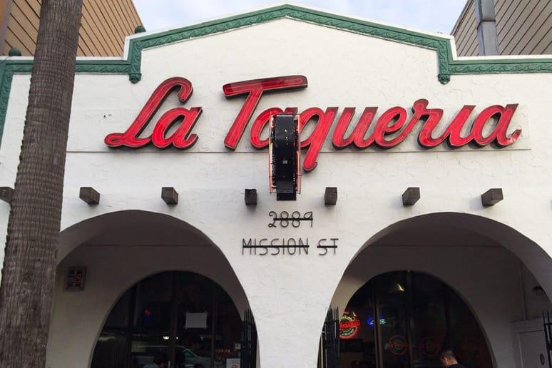 #11 La Taquería, San Francisco