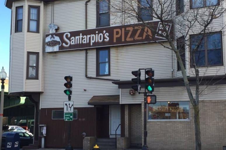 Best Pizza: Santarpio's, Boston