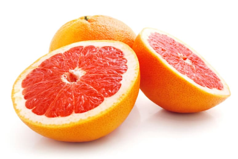 Grapefruit diet from 10 celebrity fad diets slideshow the daily meal grapefruit diet malvernweather Image collections