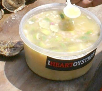 Citrus Relish Reduction for Fresh Oysters