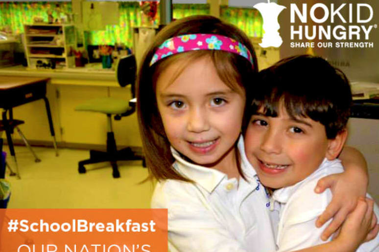 No Kid Hungry Leads the Charge for Hunger Awareness Month