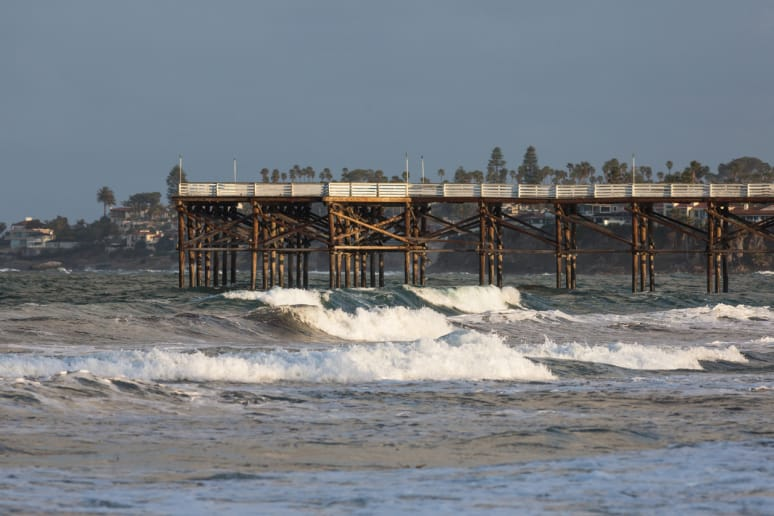 Stay Away From the Pier