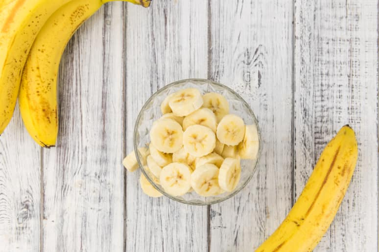 Munch on a Banana If You Do Get Sick