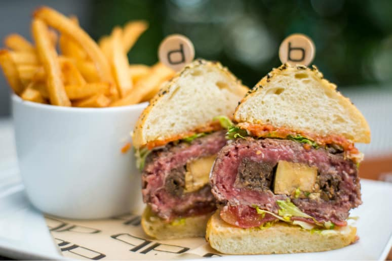 America's Most Expensive Burgers