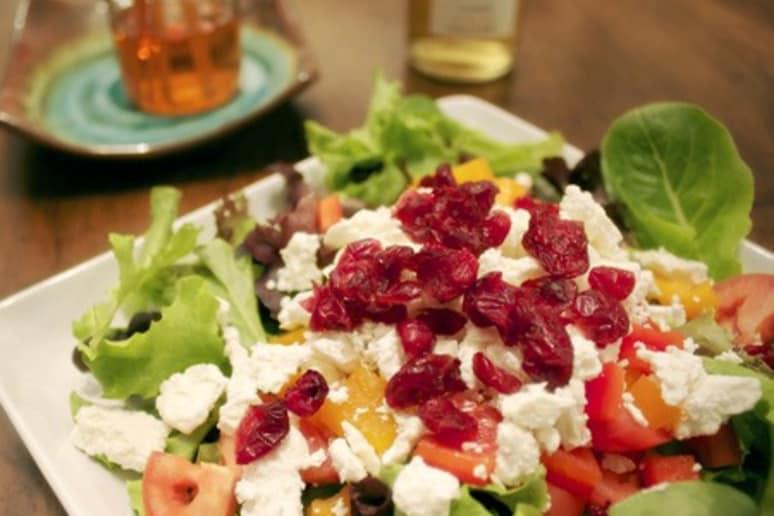 Cranberry-Feta Salad
