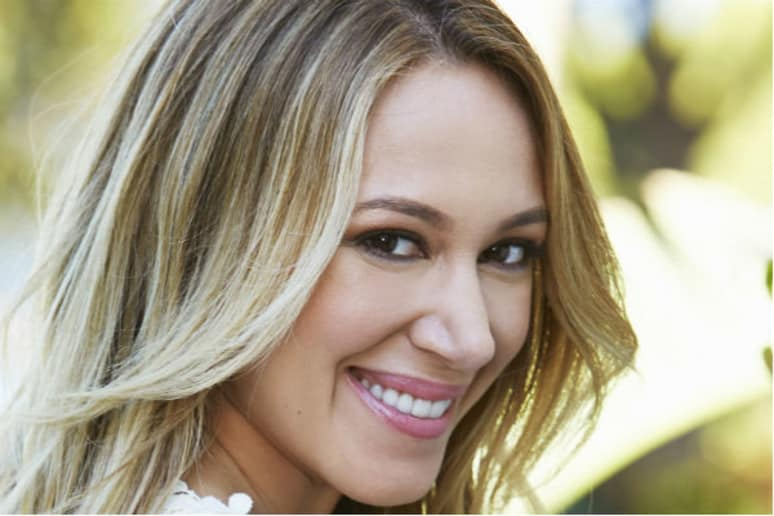 Haylie Duff on \'Real Girl\'s Kitchen,\' Filming with Friends, and a ...
