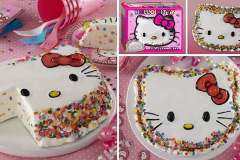 Heres the Hello Kitty Ice Cream Cake You Didnt Know You Needed