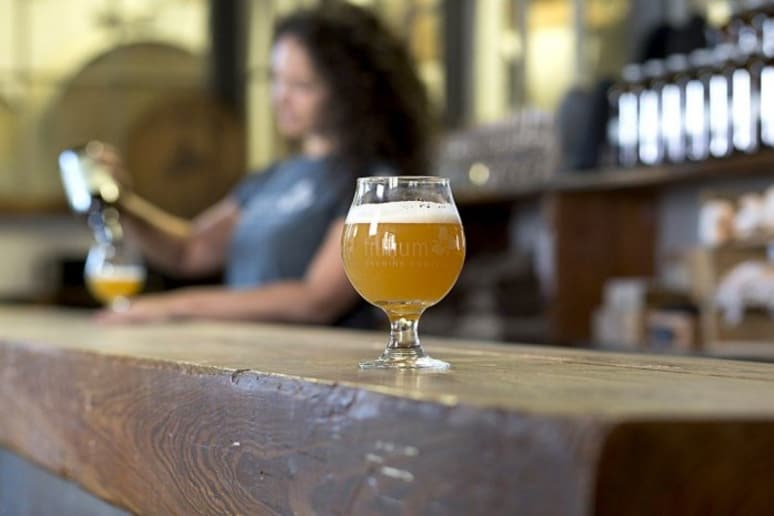 Best Craft Brewery: Trillium Brewing, Boston
