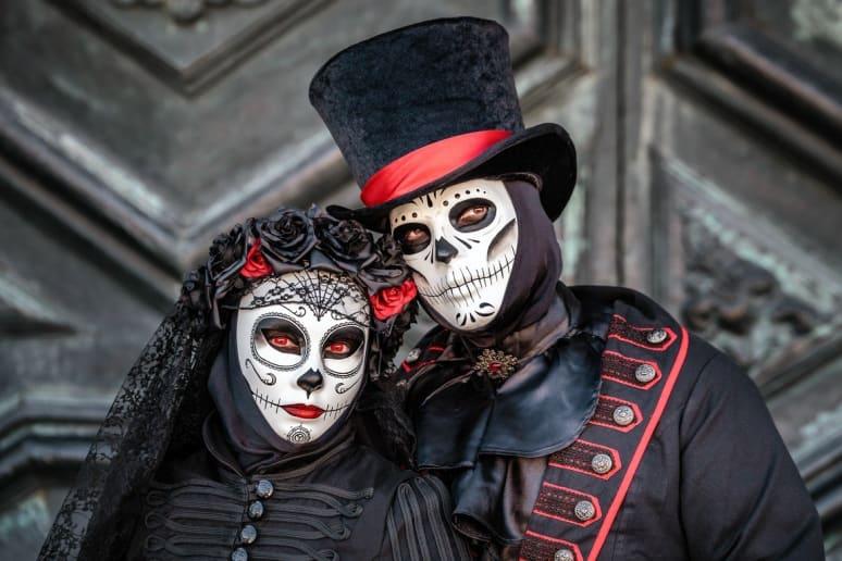 Halloween Costume History