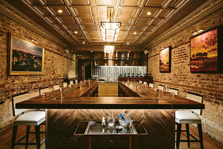 #74 McCrady's, Charleston, SC
