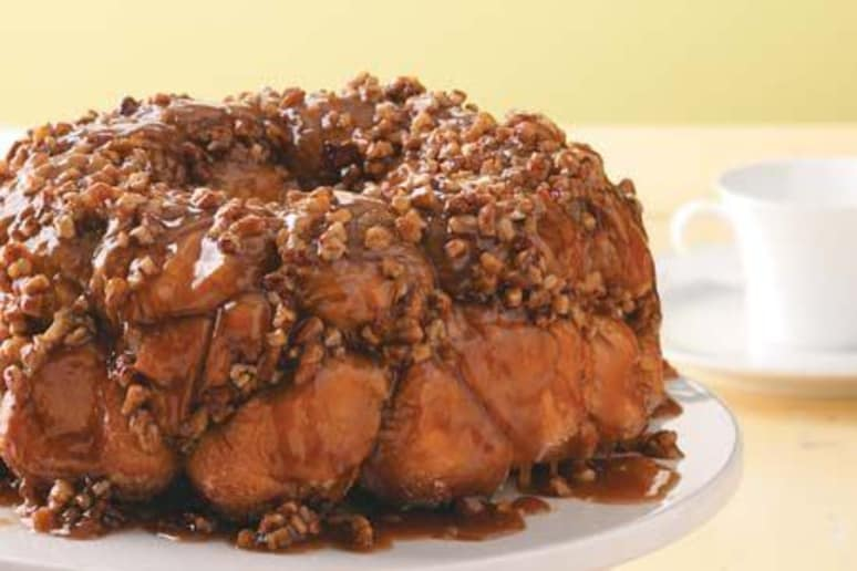 Caramel-Monkey Bread