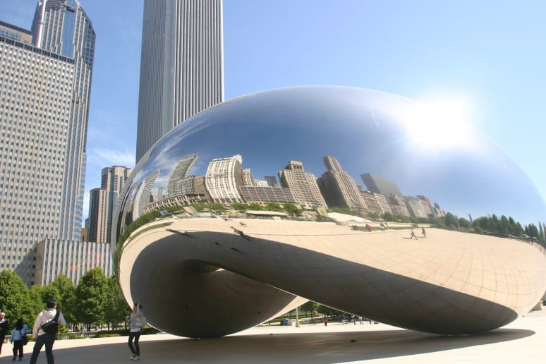 Illinois: The Bean (Chicago)