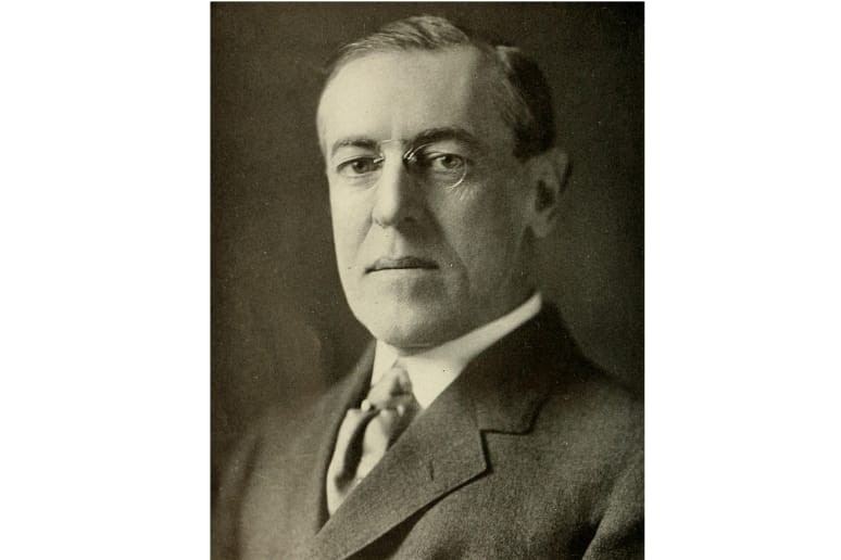 President Woodrow Wilson Made the Holiday Official
