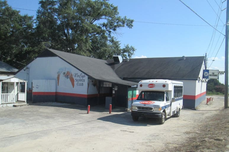 War Eagle Supper Club, Auburn University, Auburn, Ala.