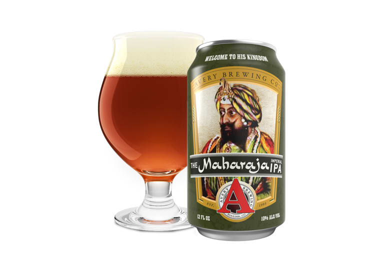 Avery Brewing Co. The Maharaja