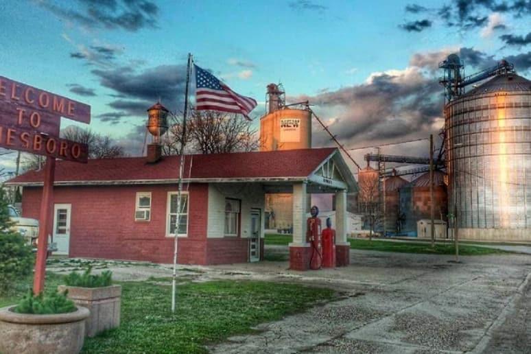 Iowa: Lanesboro