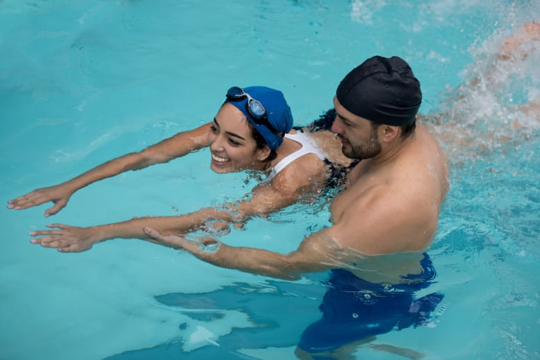 Know (or Learn) How to Swim