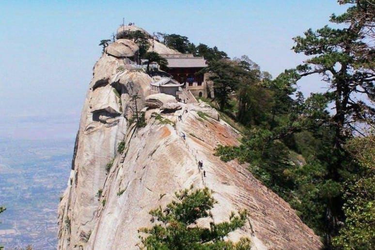Hua Shan Teahouse, Weinan, China