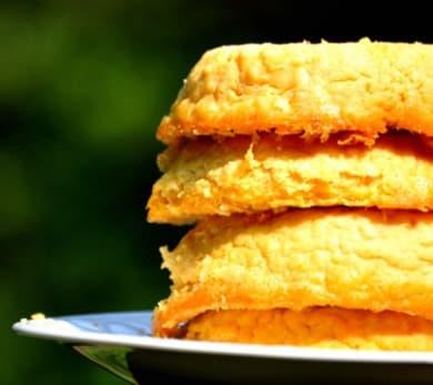 Gluten-Free Chickpea Rosemary Farinata 3