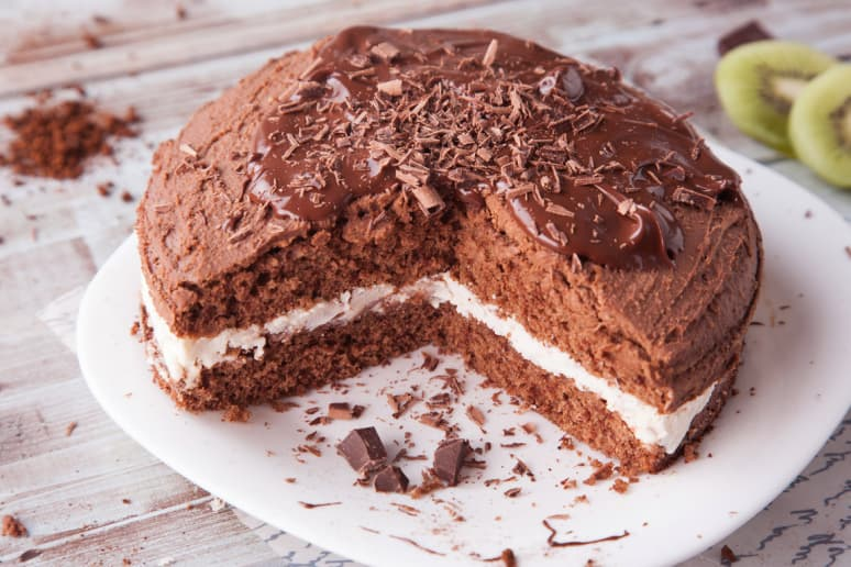 Very Good Chocolate Cake
