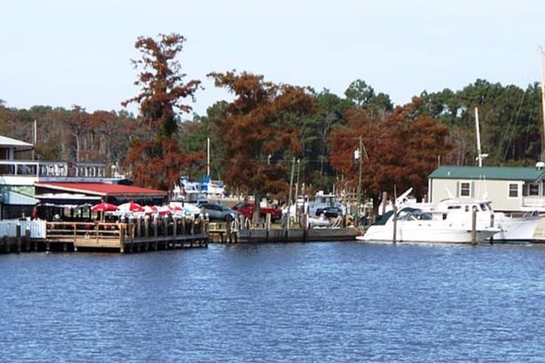 Louisiana: Madisonville