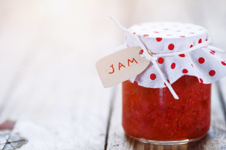Quick & Easy Jam