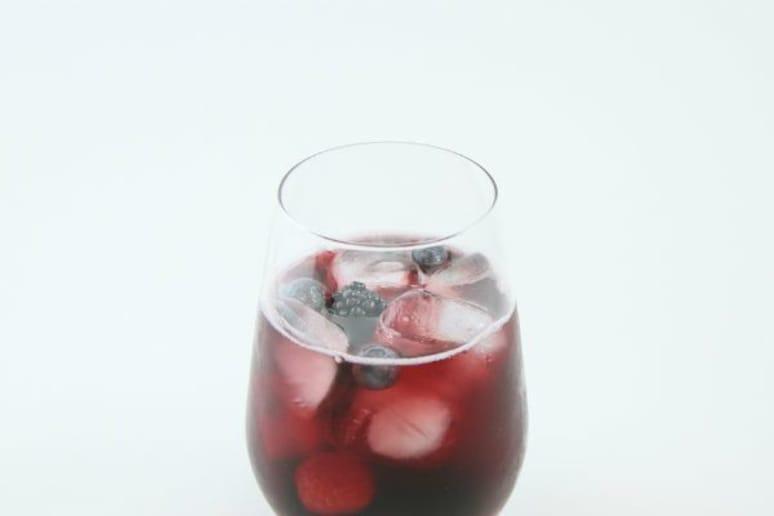 Berry Red Spritzer