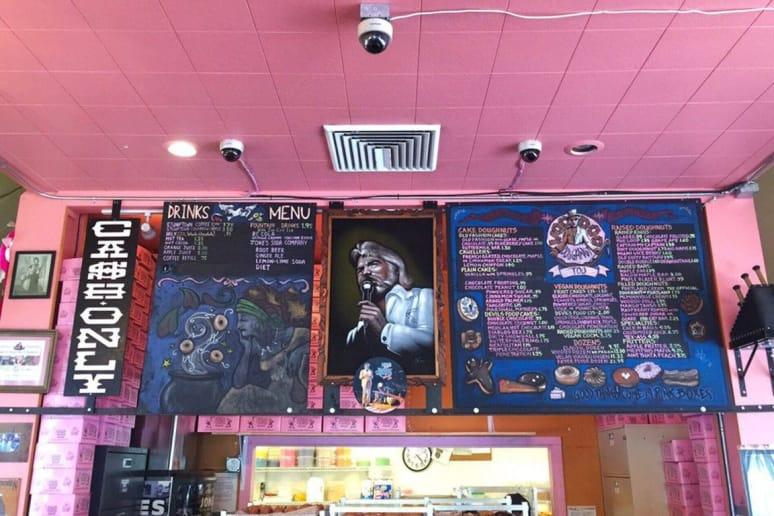 Oregon: Voodoo Doughnut, Portland