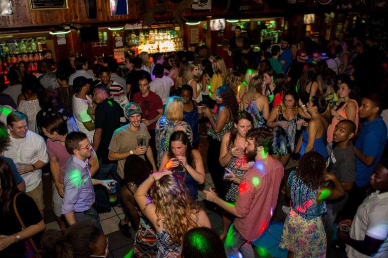 Bullwinkle's Saloon, Florida State University, Tallahasse, Florida