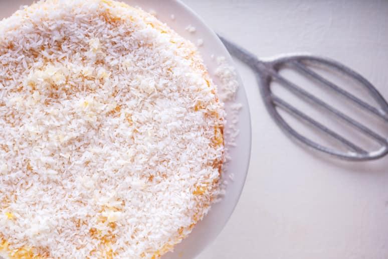 12-Layer Coconut Cake
