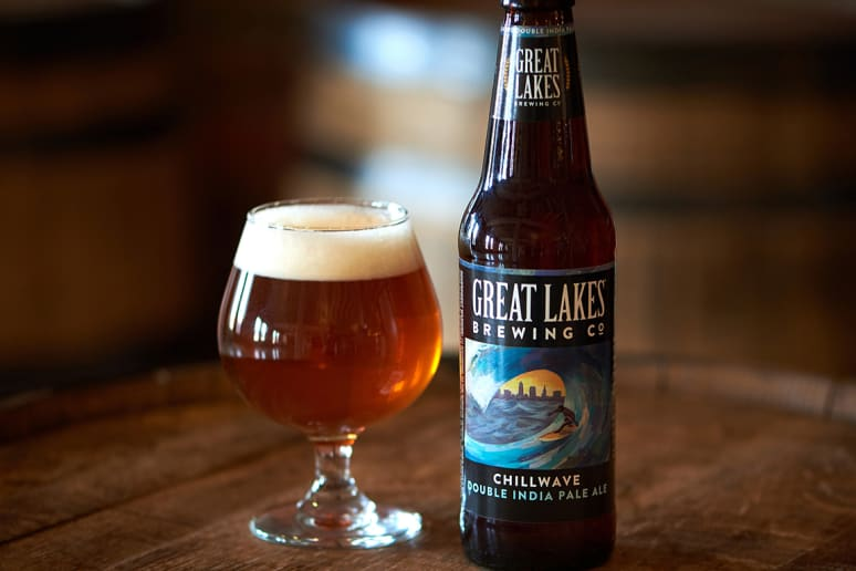 Great Lakes Brewing Company Chillwave Double IPA