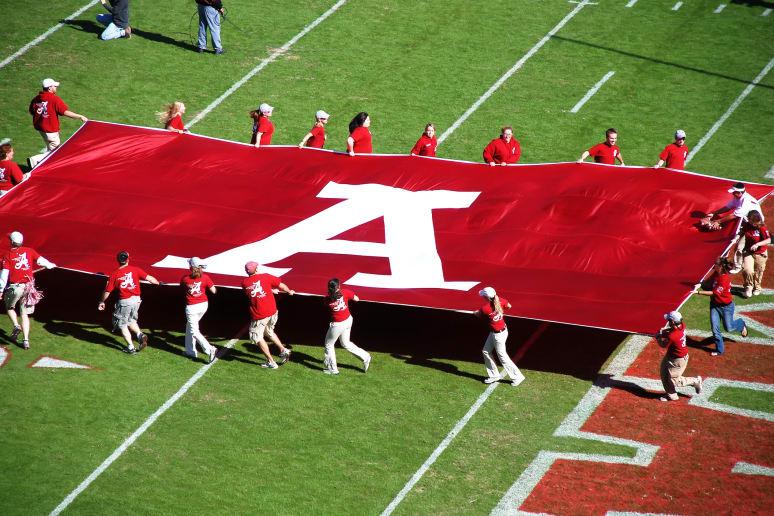 Alabama: University of Alabama (Tuscaloosa)