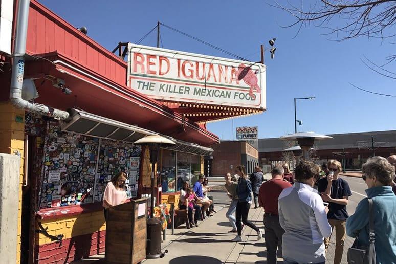 Utah: Red Iguana, Salt Lake City