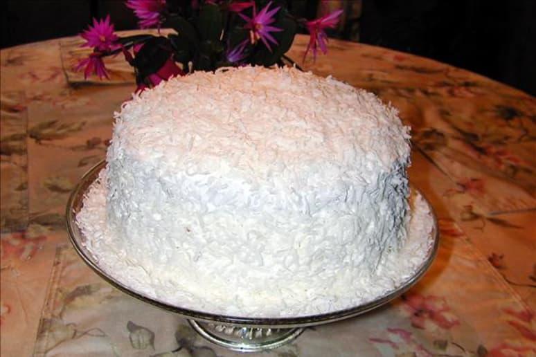 Paula Deen S Jamie Coconut Cake