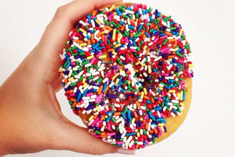 Massachusetts: Donut King, Quincy