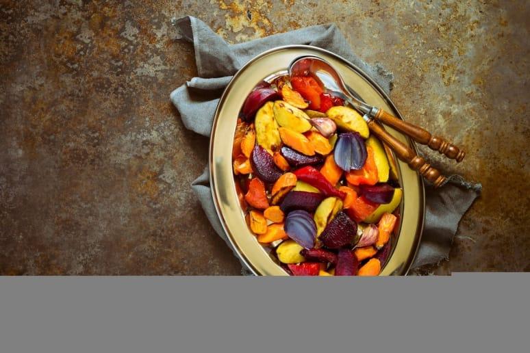 Menu: Roasted Root Vegetables